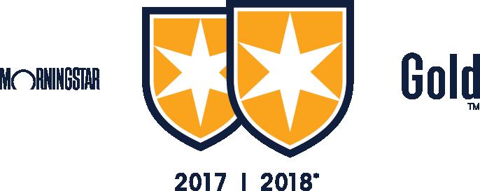 Bright Start received MorningStar's Gold Medal Rating